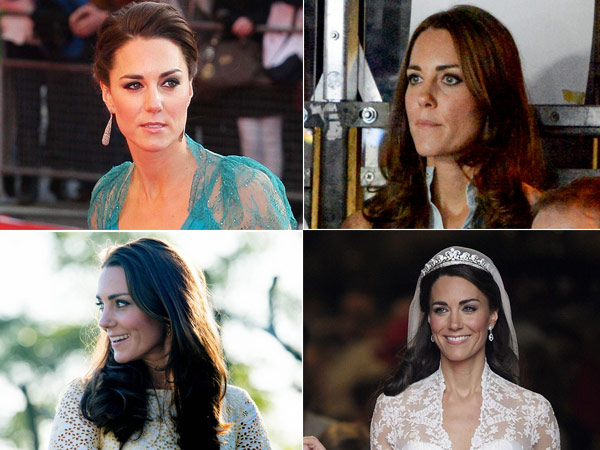 kate middleton eyebrows split lead