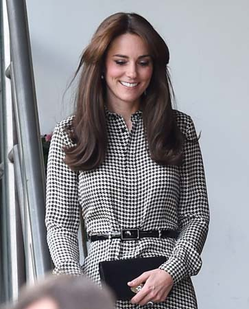 kate middleton fringe cut anna freud center