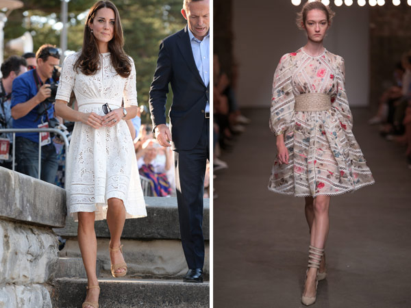 Kate Middleton's Zimmerman Look