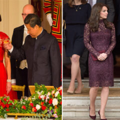 kate middleton china state visit wardrobe