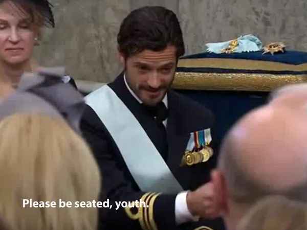 prince carl philip asks princess leonore to sit down