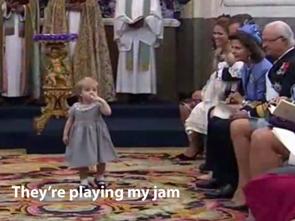 princess leonore dancing princess nicolas christening