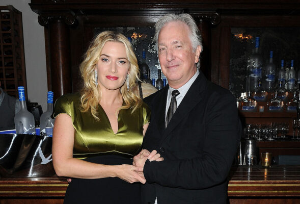"Kate Winslet Alan Rickman TIFF 2014 World Premiere ""A Little Chaos"