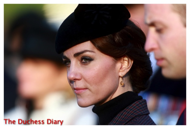 kate middleton looks on prince william gallipoli battle 100th anniversary