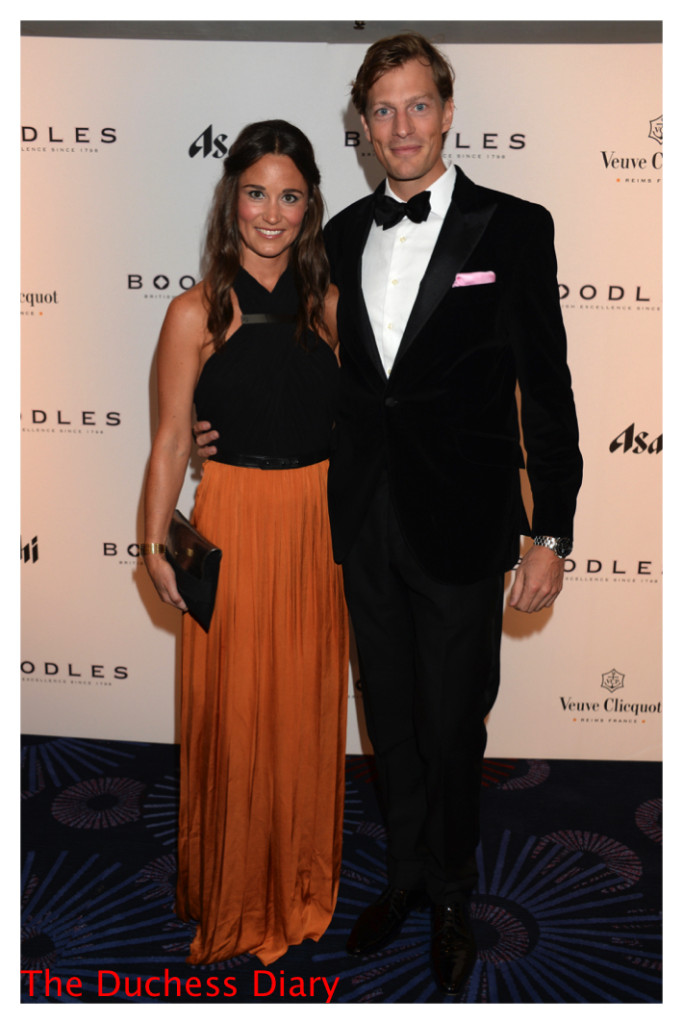 Dominic O'Neill/Boodles Boxing Ball Committee via Getty Images