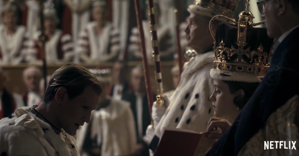 netflix preview the crown drama