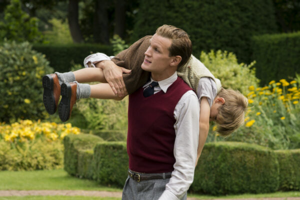 Matt Smith Plays Prince Charles The Crown Season One