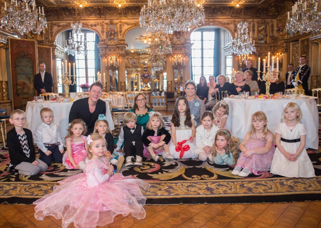 princess madeleine princess leonore my special day charity tea party