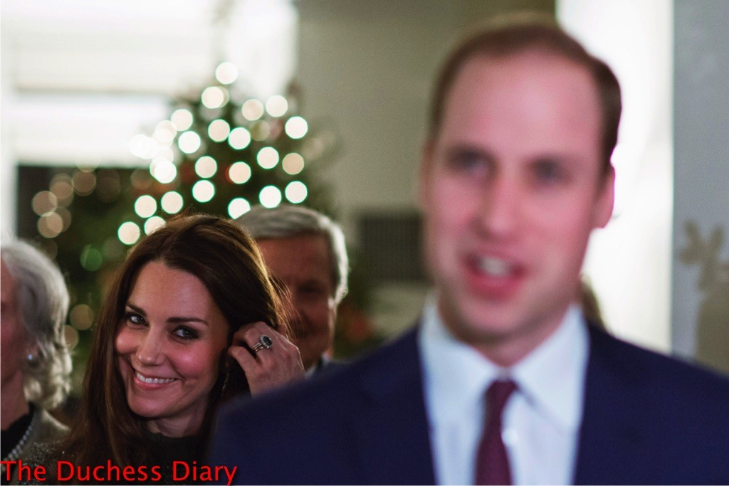 prince william speech new york conservation kate middleton smiles