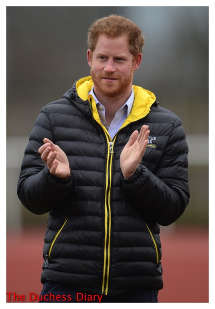 prince harry uk team trials invictus games