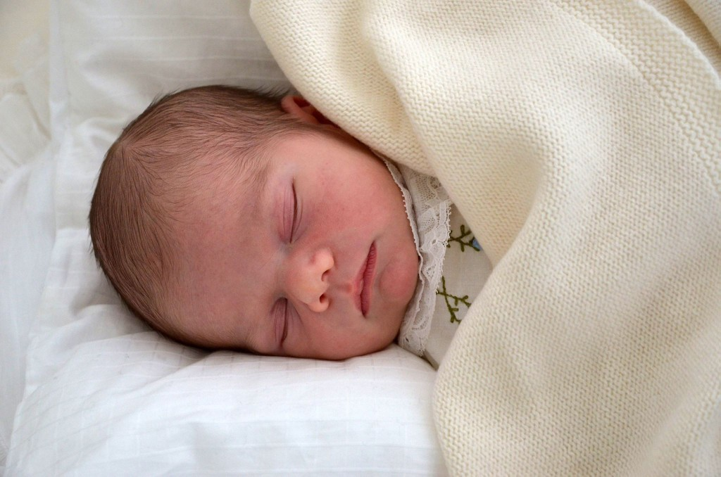 prince oscar newborn swedish royal family