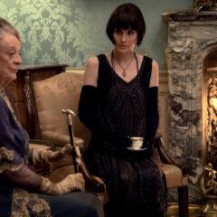 Violet Crawley Lady Mary Crawley