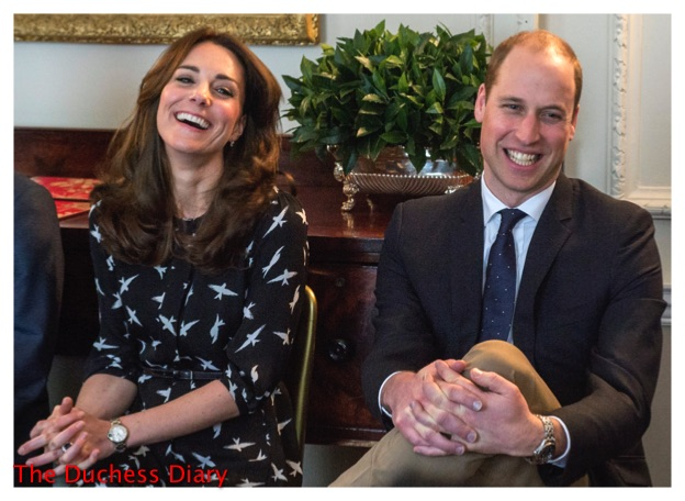 prince william kate middleton find mike campaign kensington palace