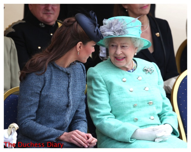 kate middleton m missoni coat queen elizabeth nottingham diamond jubilee