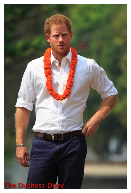 prince harry visits samo thimi technical school