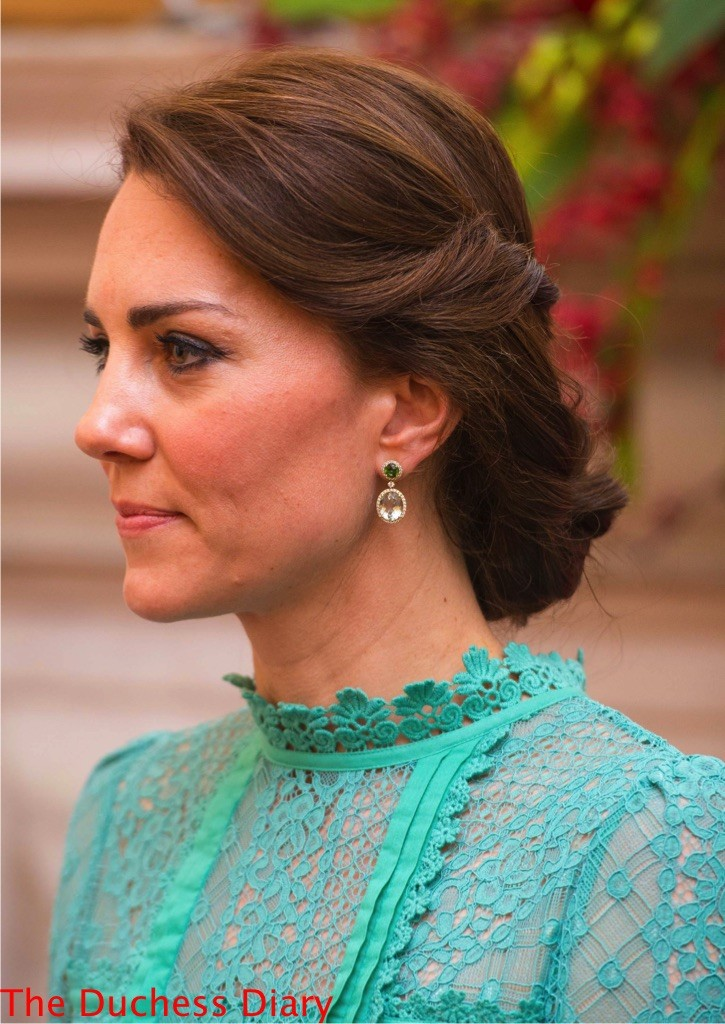 kate middleton wears kiki mcdonough earrings india