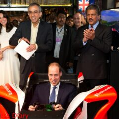 prince william drives stationary car mumbai