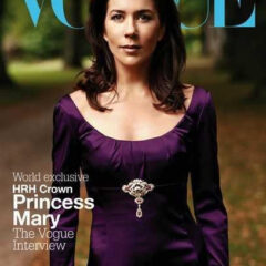 crown princess mary purple dress australian vogue
