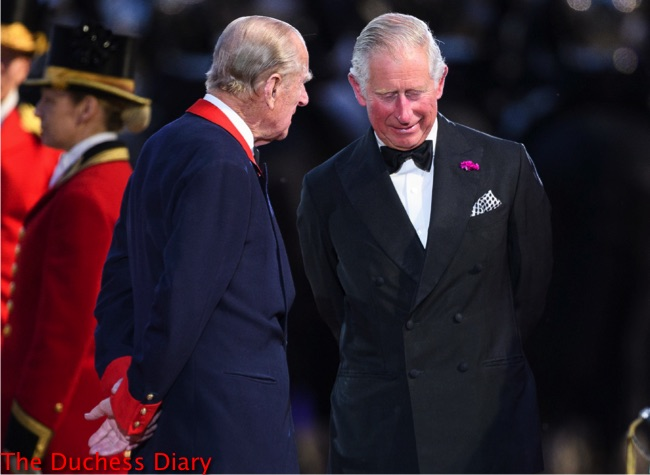 prince charles speaks prince philip royal windsor horse show