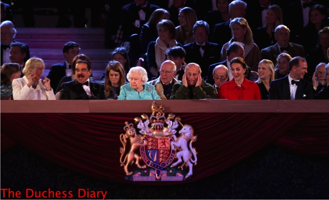 royal family cover hears royal windsor horse show 2016