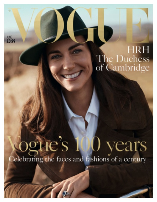 kate middleton british vogue june 2016