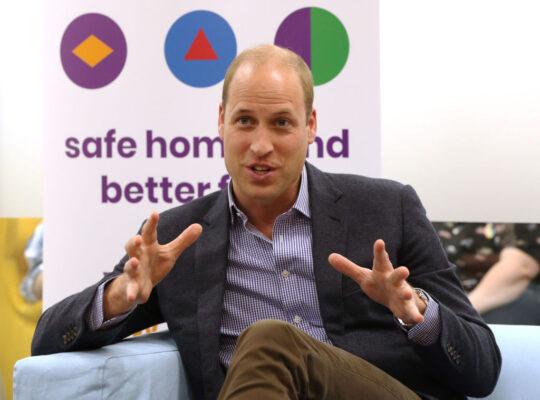 Prince William Speaks Albert Kennedy Trust 2019