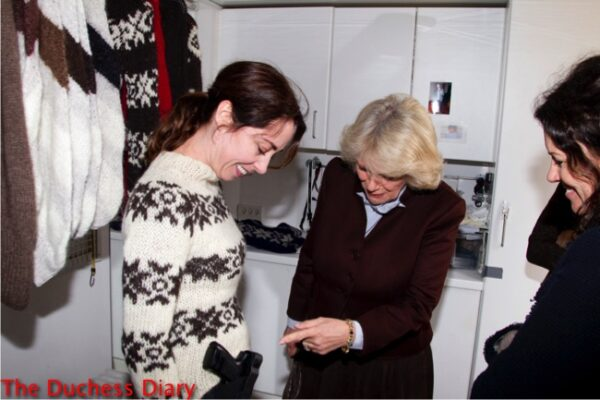 duchess cornwall points gun sofie grabol the kiling