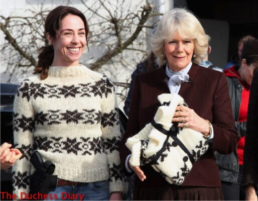 sofie grabol presents camilla sweater the killing set