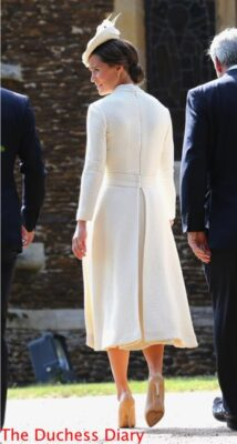 pippa middleton emilia wickstead dress princess charlotte christening