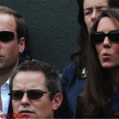 prince william kate middleton sunglasses react andy murray match olympics 2012
