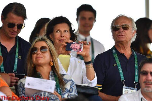 queen silvia 2016 summer olympics phone case princess estelle