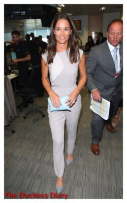 pippa middleton holds purse bgc charity day 2016