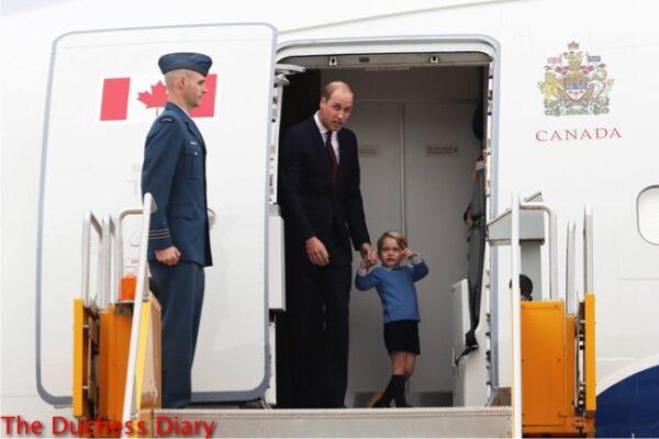 prince george points to sky victoria airport caanda