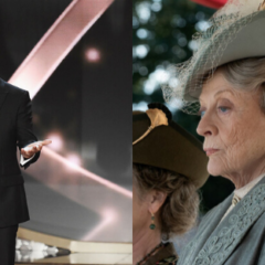 Jimmy Kimmel Tuxedo Hosts 2016 Emmy Awards Maggie Smith Downton Abbey Movie 2019