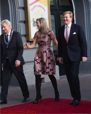 king willem alexander smiels queen maxima festivities 200 years netherlands kingdom