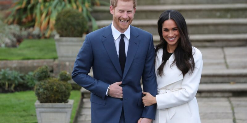 Meghan Markle's Friends are Psyched She's Getting Her Happily Ever After