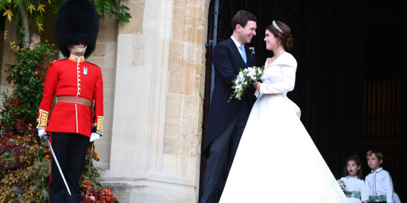 Princess Eugenie Toasts Second Wedding Anniversary With Personal Video